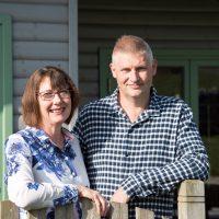 Felicity And David Brown Hoe Grange 2