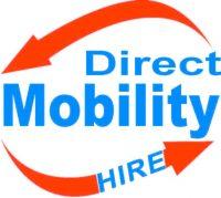 Direct Mobility Hire Logo Colour