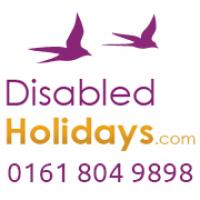 Disabledholidays Com Logo